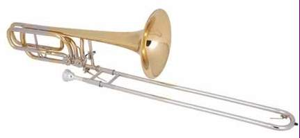 Bass trombone and piano