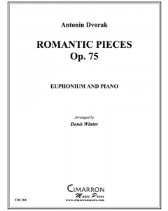 Romantic Pieces, Op. 75