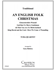 English Folk Christmas, An