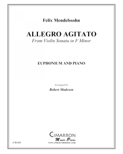 Allegro Agitato in F Minor