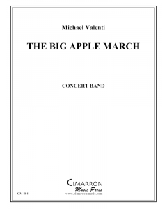 BIG APPLE March, The