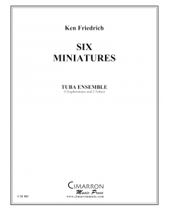 Six Miniatures (short pieces)