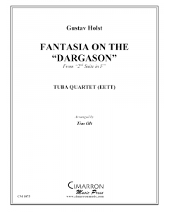 """Fantasia on the """"Dargason"""" from Suite No. 2 in F"""