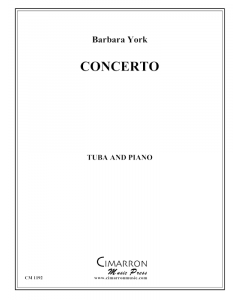 Concerto for tuba and piano (Wars and Rumors of War)