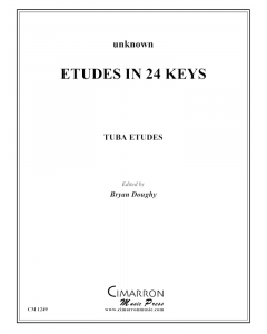 Etudes in 24 Keys
