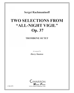 """Two Selections from """"All Night Vigil"""""""