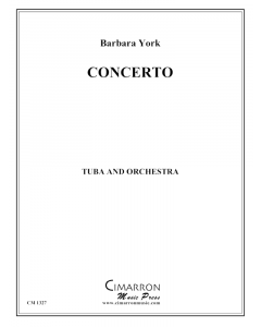 Concerto for Tuba and symphony orchestra