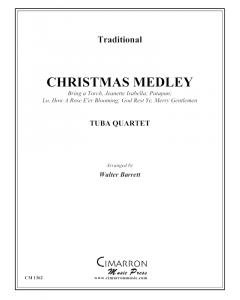 Christmas Medley for Tubas