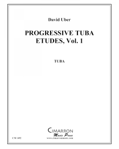Progressive Etudes for Tuba, Vol. 1