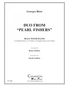 """Duo from """"Pearl Fishers"""""""