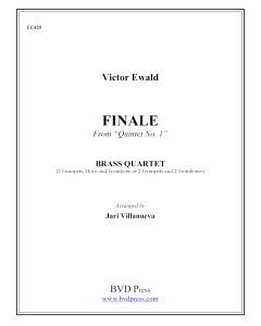 "Finale from ""Quintet No. 1"""