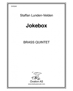 Jokebox (brass quintet and drums)