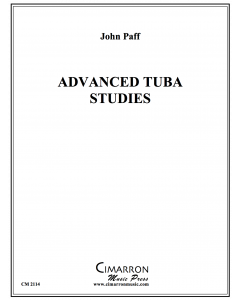 40 Advanced Tuba Studies
