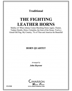 Fighting Leather Horns, The