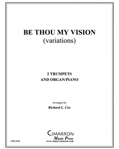 Be Thou My Vision (variations)