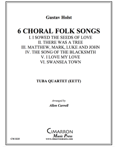 6 Choral Folk Songs