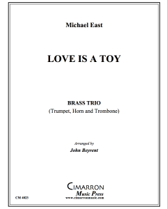 Love Is A Toy