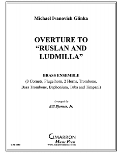 """Overture to """"Ruslan and Ludmilla"""""""