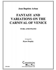 Fantasy and Variations on the Carnival of Venice