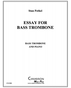 Essay for Bass Trombone