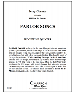 Parlor Songs
