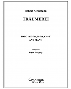Träumerei for solo instruments and piano