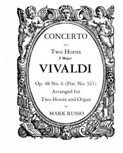 Shipped - Concerto in F for Two Horns