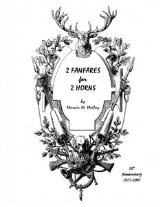 Shipped - 2 Fanfares for 2 Horns
