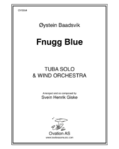 Fnugg Blue (tuba and wind band)
