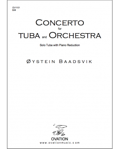 Concerto for tuba (arr for tuba and piano)