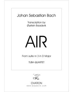 Bach - Air (tuba quartet)