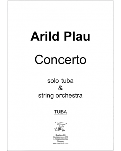 Concerto for Tuba and Strings - Plau