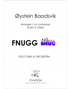 Fnugg Blue (tuba and symphony orchestra)
