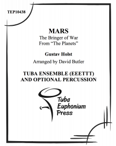 Mars, the Bringer of War from The Planets