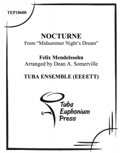 "Nocturne (from ""Midsummer Night's Dream)"