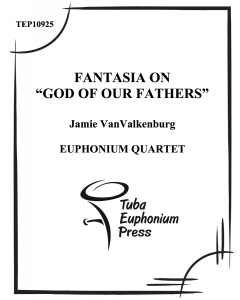 "Fantasia on ""God of Our Fathers"""