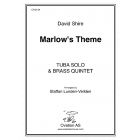 Shire - Marlows Theme (tuba and brass quintet)