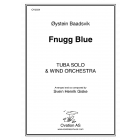 Fnugg Blue for tuba and wind band - SCORE ONLY