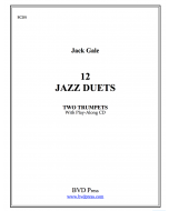 12 Jazz Duets for Two Trumpets