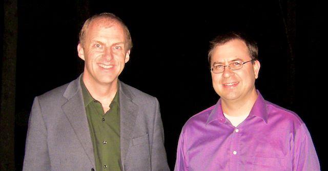Oystein and Bryan